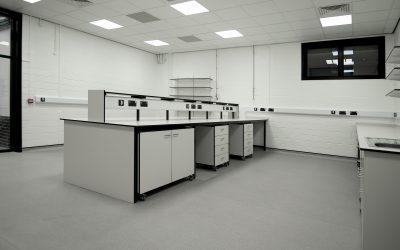 The Ser Cymru Laboratory at Aberystwyth University